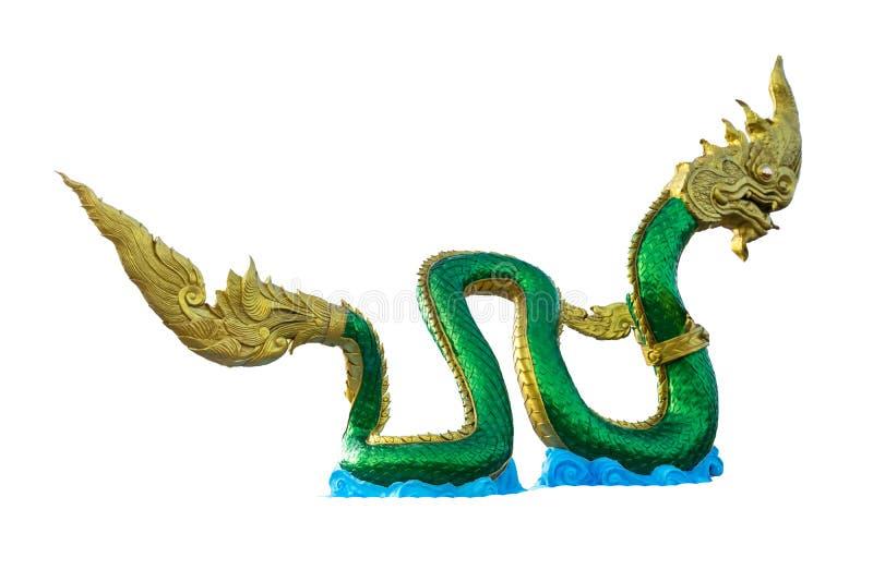 Rey del Naga de la serpiente foto de archivo libre de regalías