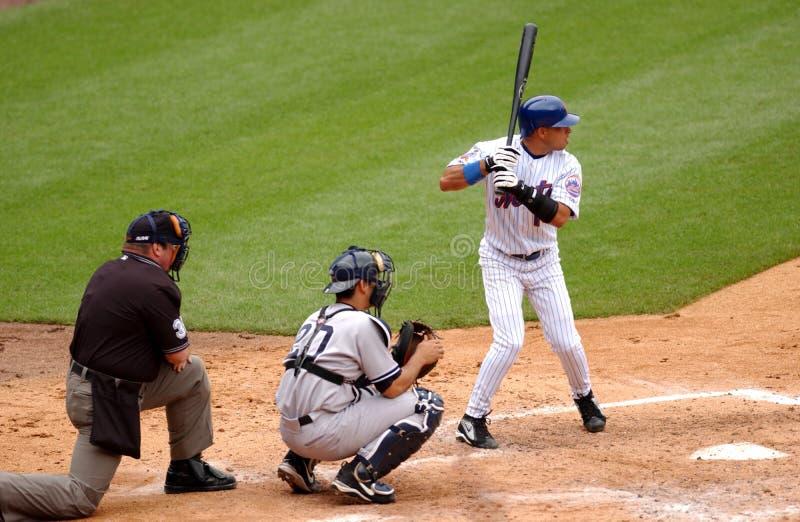 Rey Ordonez New York Mets arkivfoton
