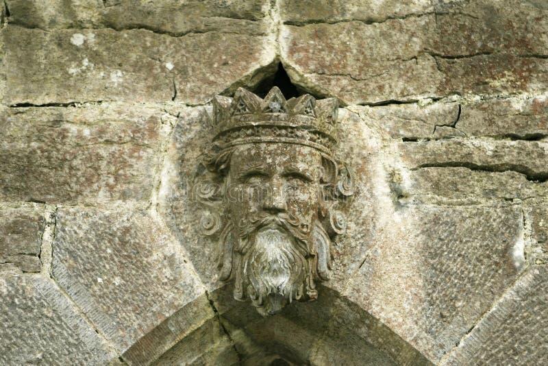 Rey Of The Wall foto de archivo libre de regalías