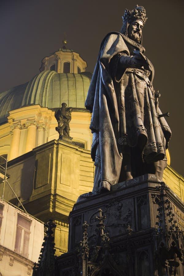 Rey Wenceslao imagen de archivo libre de regalías