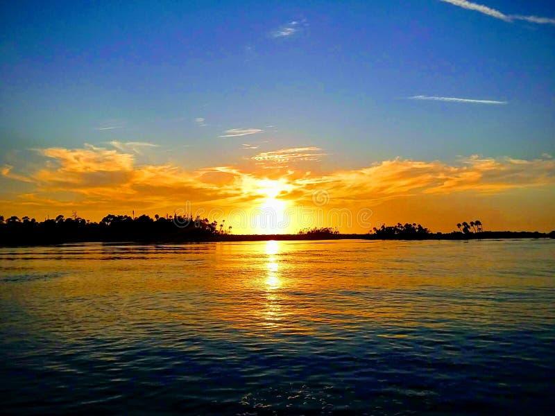 Reyes Bay Sunset imagen de archivo libre de regalías