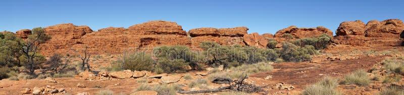 Reyes Canyon, Australia imágenes de archivo libres de regalías