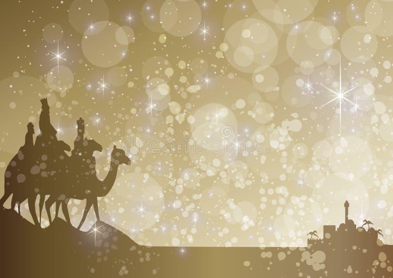 Reyes Estrellados Fotografía de archivo libre de regalías