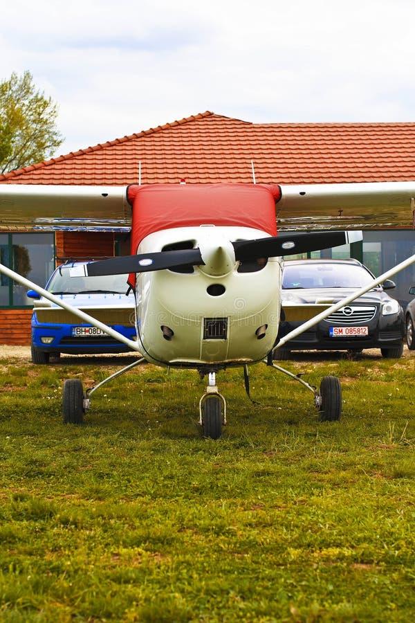 Reyes Land Airfield fotografía de archivo