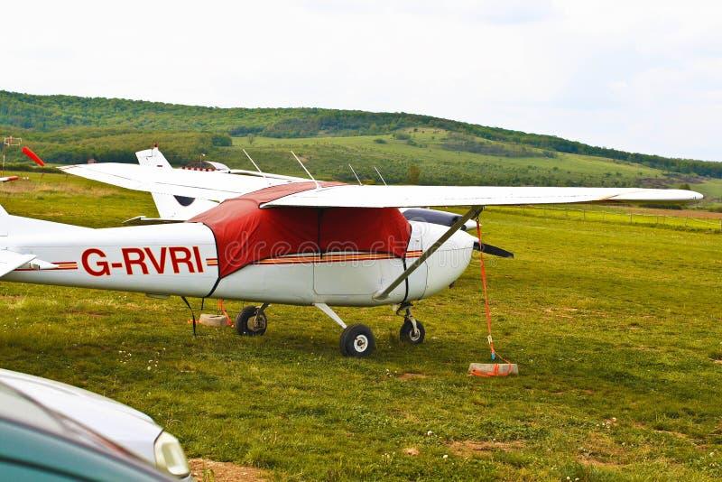 Reyes Land Airfield foto de archivo