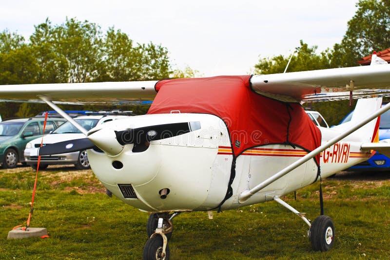 Reyes Land Airfield fotografía de archivo libre de regalías