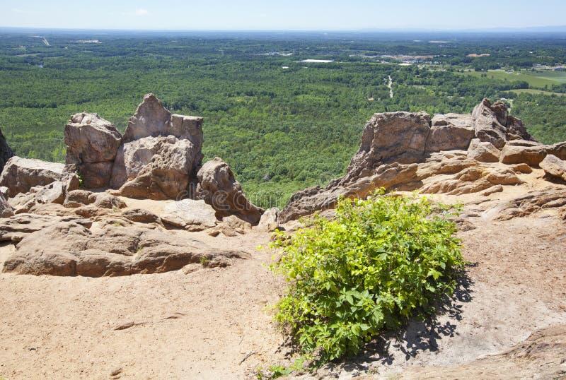 Reyes Mountain Pinnacle fotografía de archivo