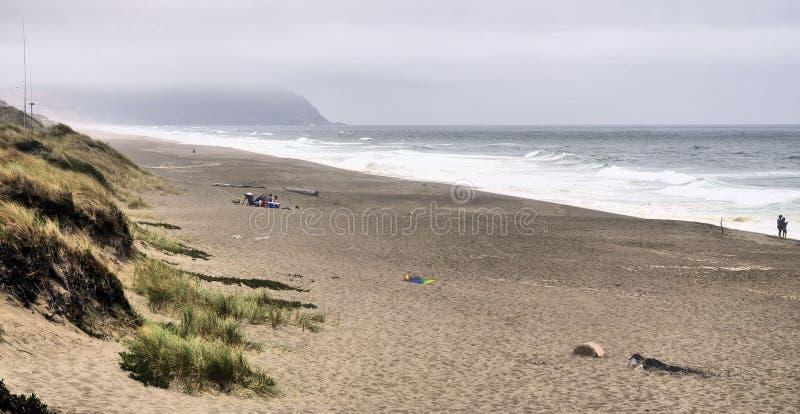 Reyes National Seashore immagine stock libera da diritti
