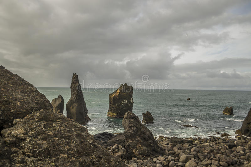 Reykjanes Ισλανδία στοκ εικόνες με δικαίωμα ελεύθερης χρήσης