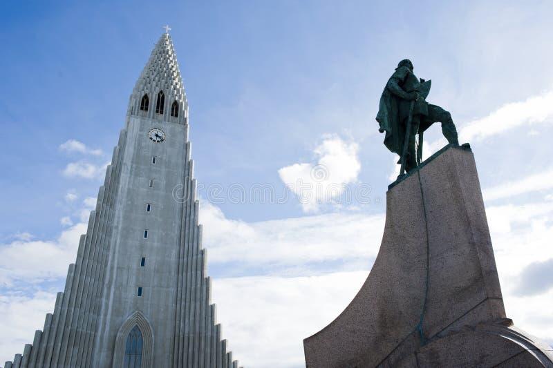 Reykjavík immagini stock libere da diritti