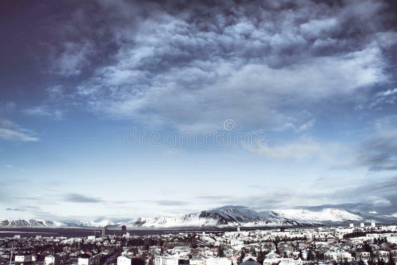 reykjavik imágenes de archivo libres de regalías