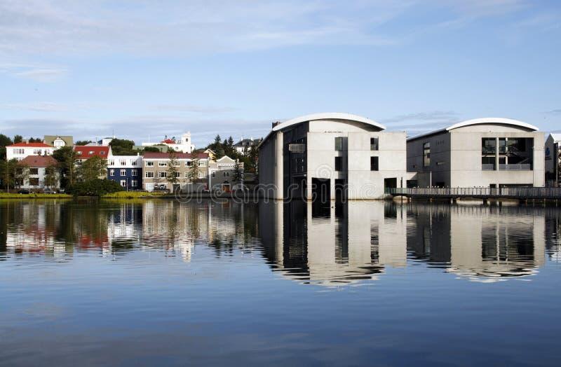 Reykjavik imagens de stock royalty free
