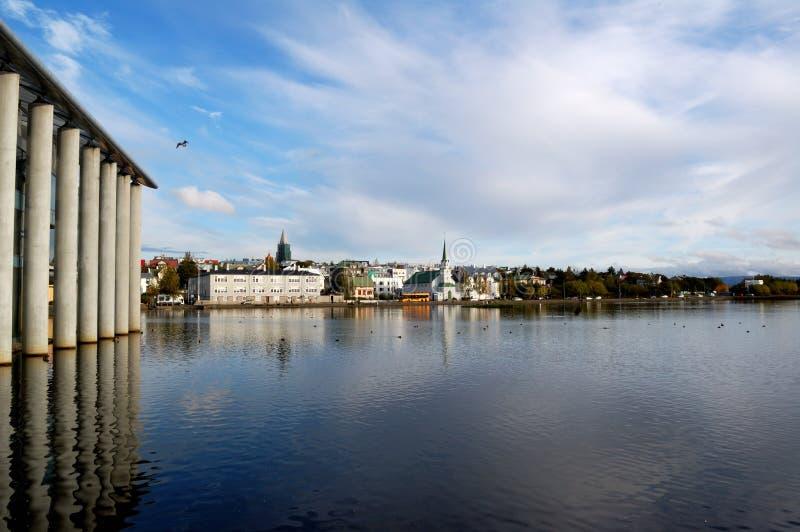 Reykjavik fotografia de stock royalty free
