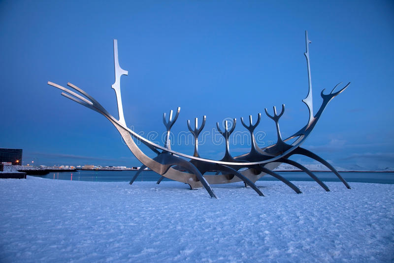 Reykjavik стоковые изображения rf