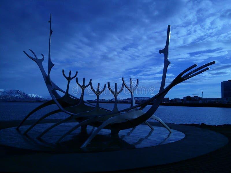 reykjavik immagine stock libera da diritti