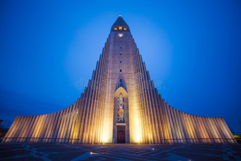 reykjavik fotografie stock