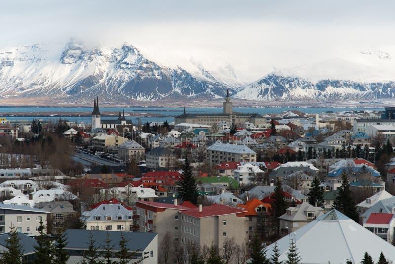 reykjavik imagens de stock