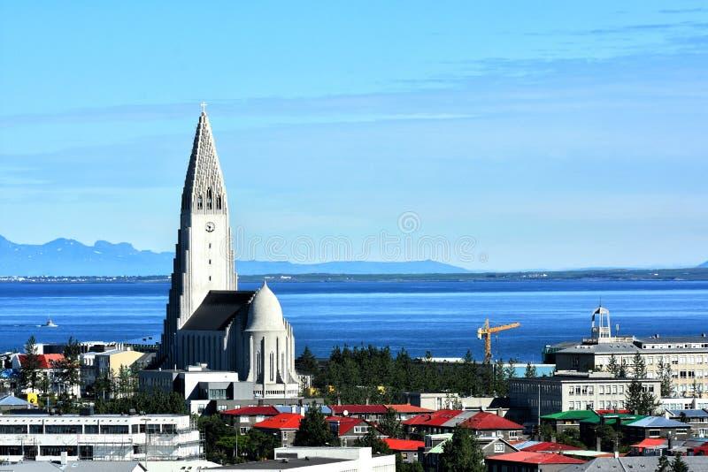 reykjavik fotografia stock