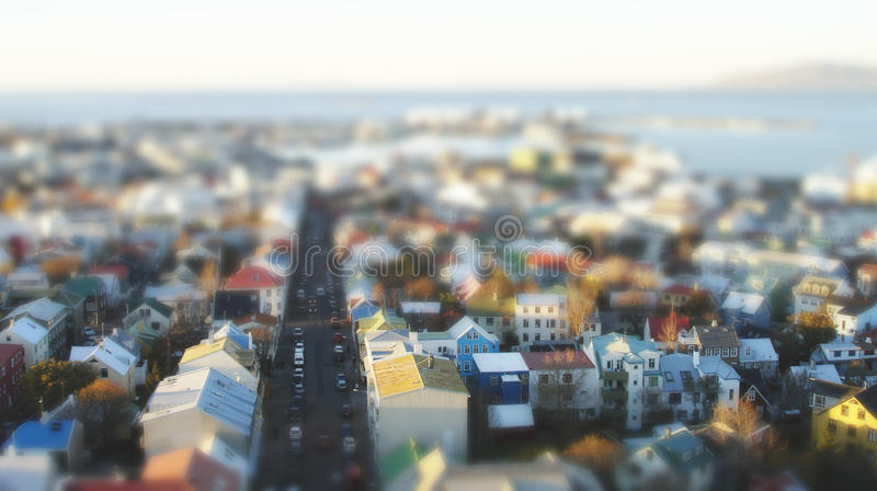 Download Reykjavik City Royalty Free Stock Photography - Image: 10893327