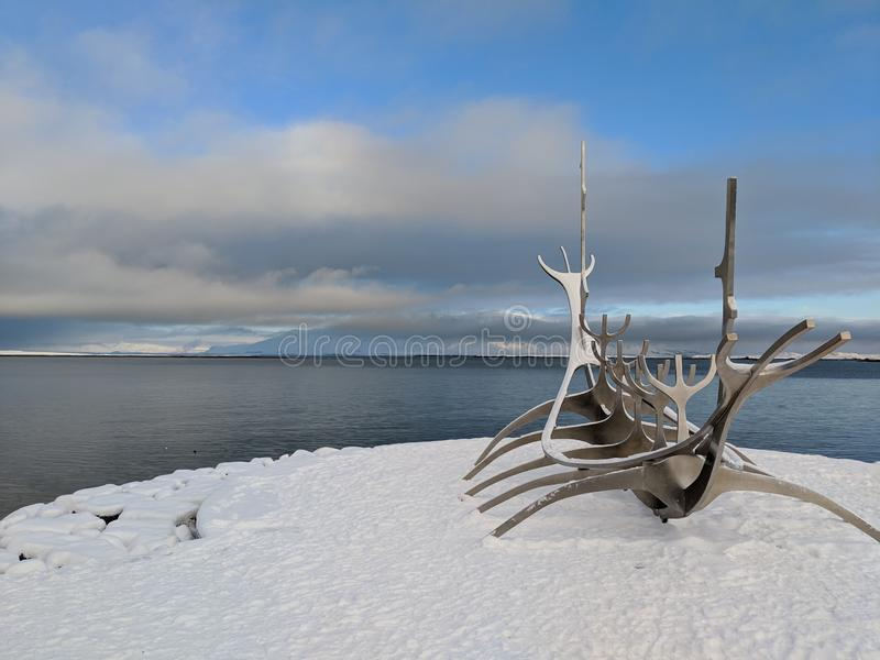 Reykjavik, Islandia imagen de archivo libre de regalías
