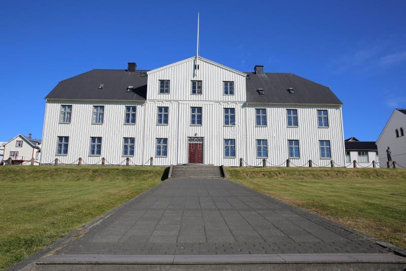 Reykjavik Junior College arkivbilder
