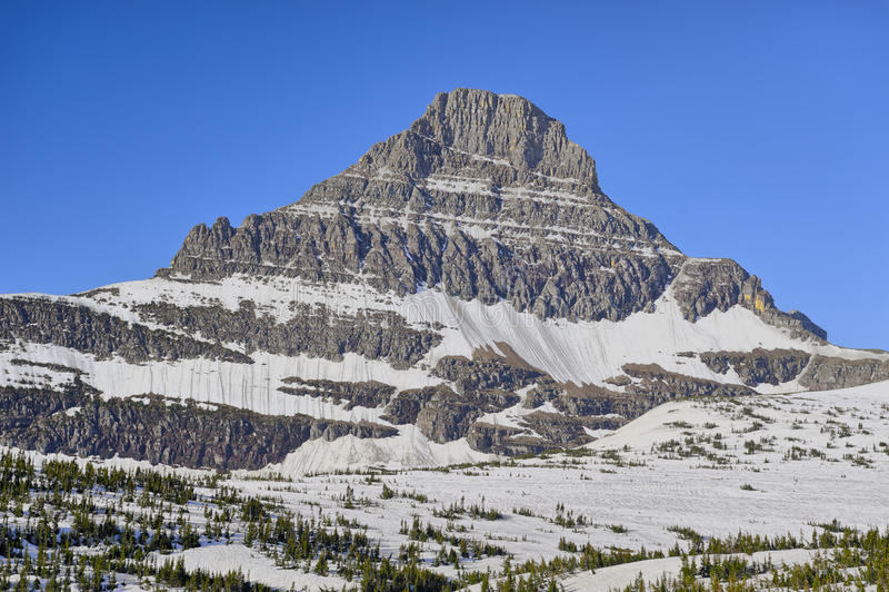 Reynolds Mountain photographie stock libre de droits