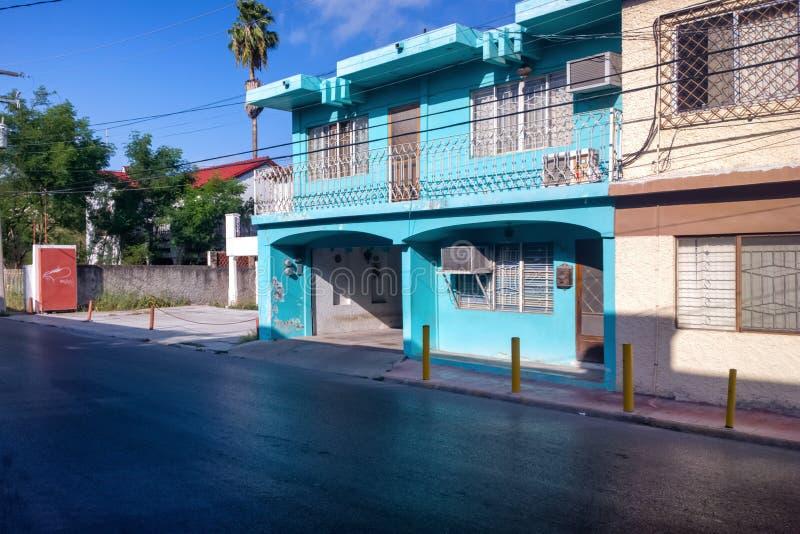 Reynosa, Mexico. Located on the border, Reynosa, Mexico is an industrial powerhouse stock photos