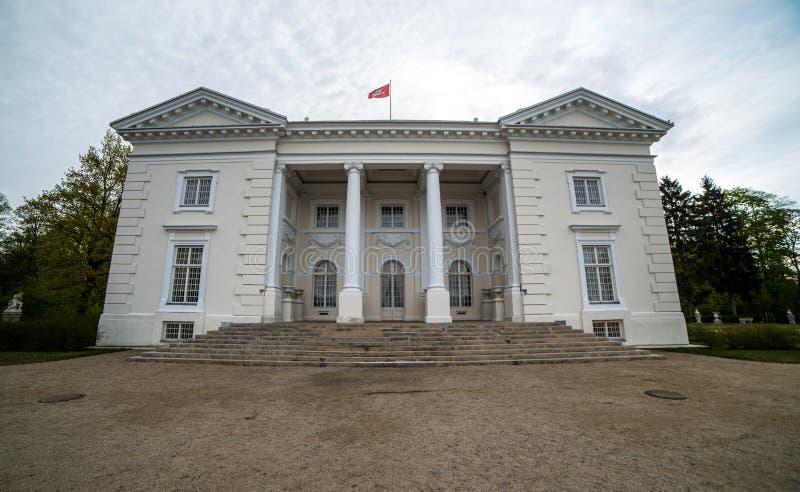 Rezydencja ziemska blisko Trakai, obrazy stock