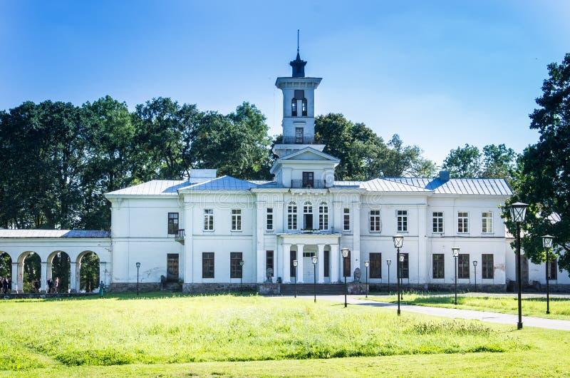 Rezydencja ziemska dom obraz royalty free