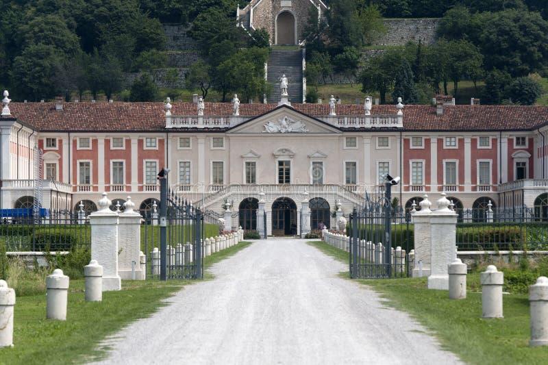 Rezzato brescia villa fenaroli stock image image of for Catalogo bricoman rezzato brescia