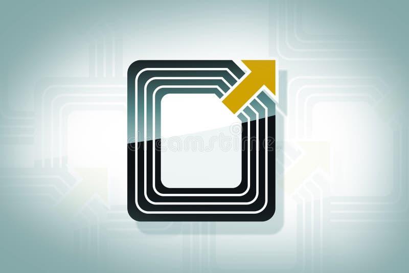 rfid ετικέττα απεικόνιση αποθεμάτων