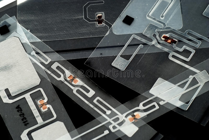Download RFID tags stock image. Image of security, frequency, identify - 12264213