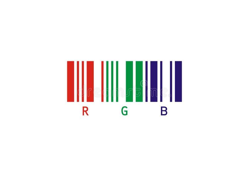 Rgb foto de archivo