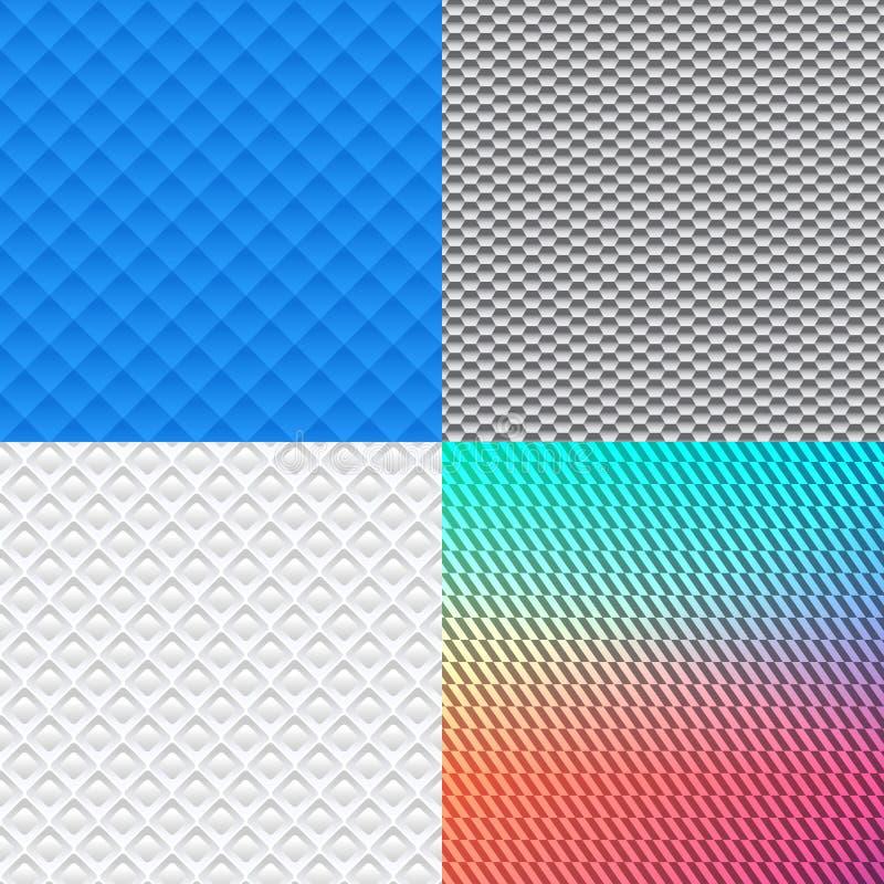 RGB básico ilustración del vector