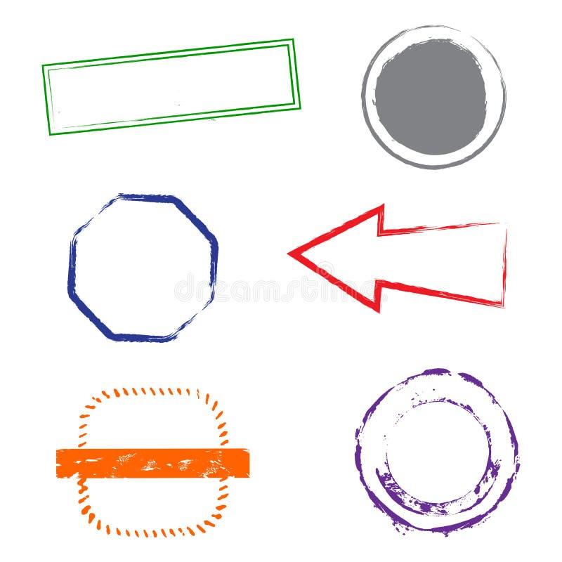 ?? RGB do ? ? do ? ? do ? ? do ? ? do ? ? de ?? ilustração royalty free
