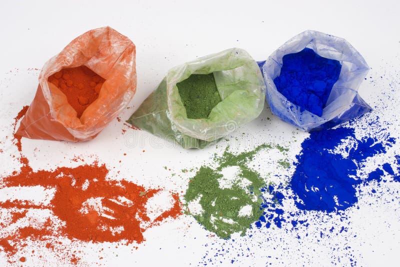 Rgb-Farben stockfoto