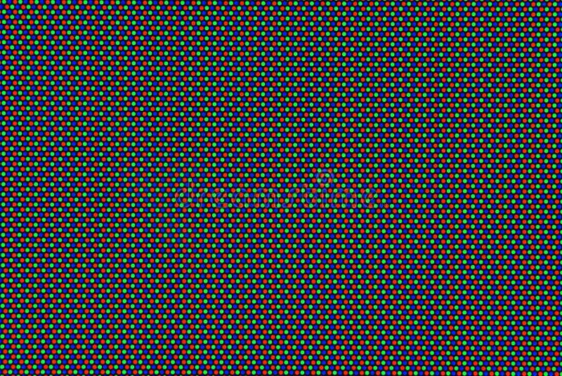 Rgb-Matrix lizenzfreie stockbilder