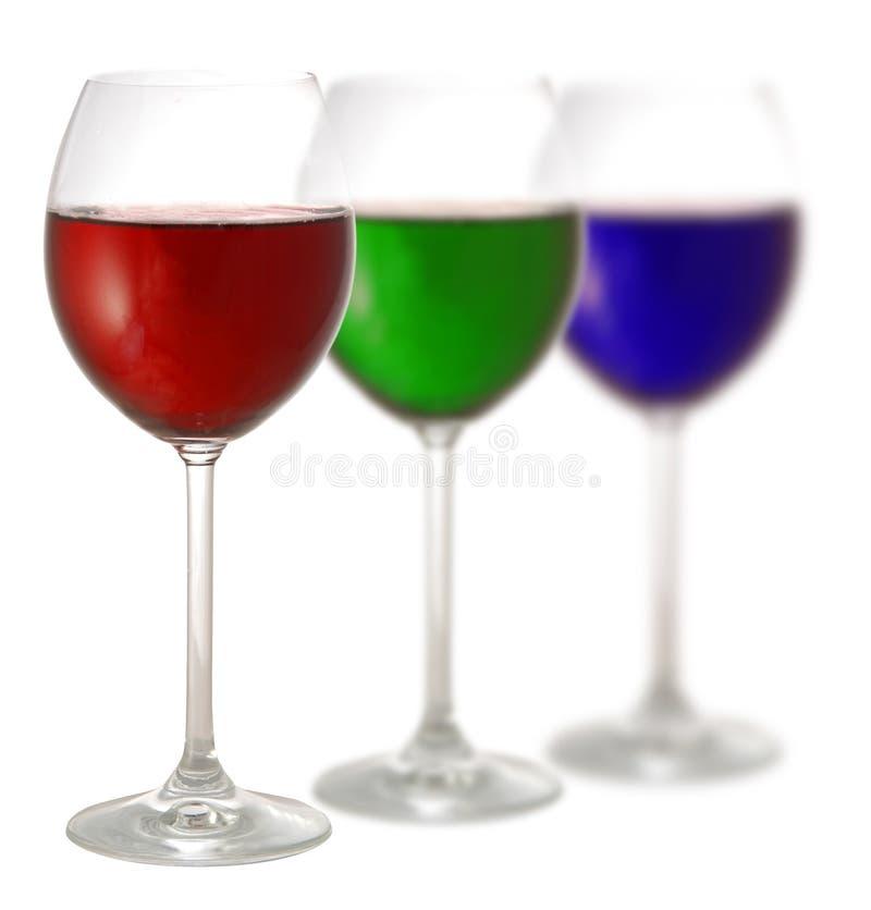 rgb wino zdjęcia stock