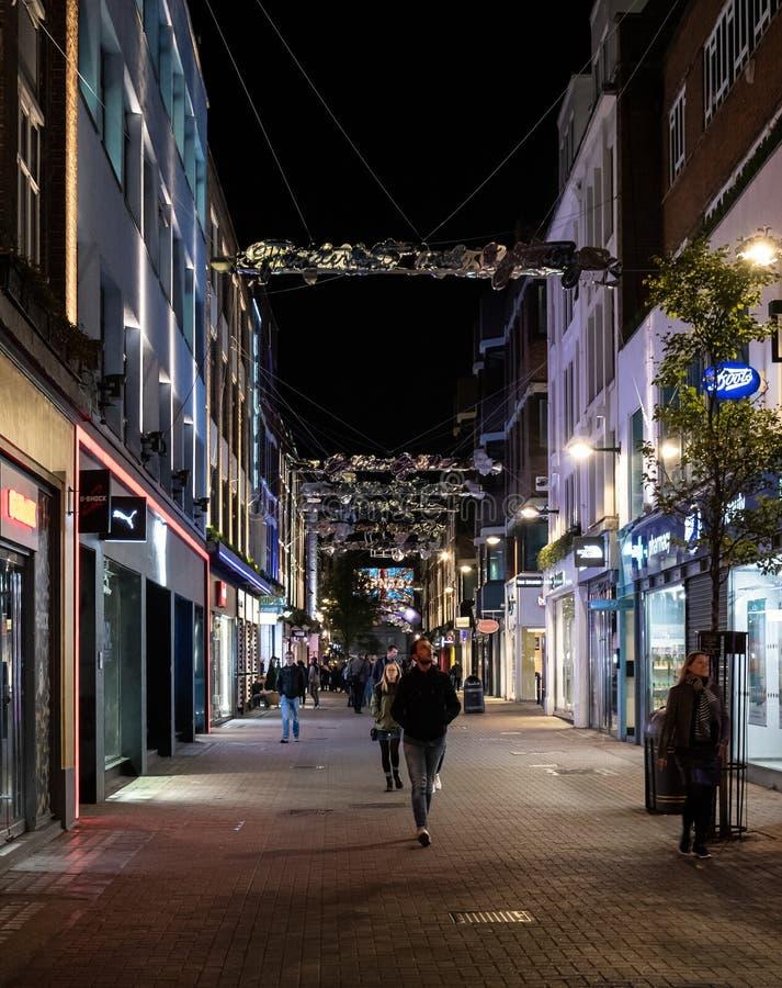 Rhapsodie de Carnaby Street photographie stock