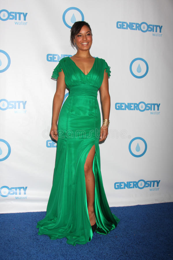 Download Rhea Bailey Arrives At The 4th Annual Night Of Generosity Gala Event Editorial Stock Photo - Image: 25284173