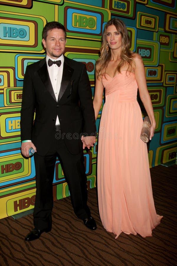 Rhea Durham, Mark Wahlberg photos libres de droits