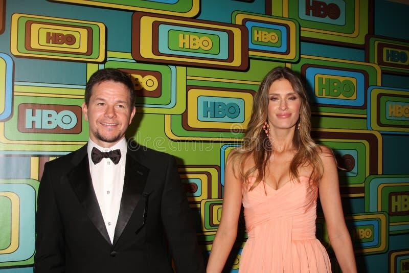 Rhea Durham, Mark Wahlberg images stock