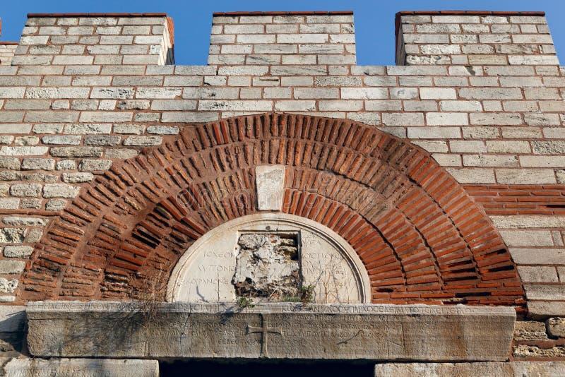 Download Rhegion Gate in Istanbul stock image. Image of road, broken - 22263267