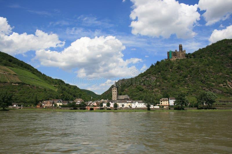 Rhein imagens de stock royalty free