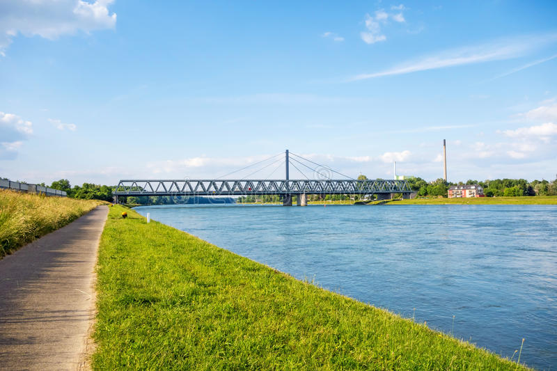 Karlsruhe Rhein