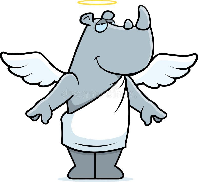 how to make an angel with rhino