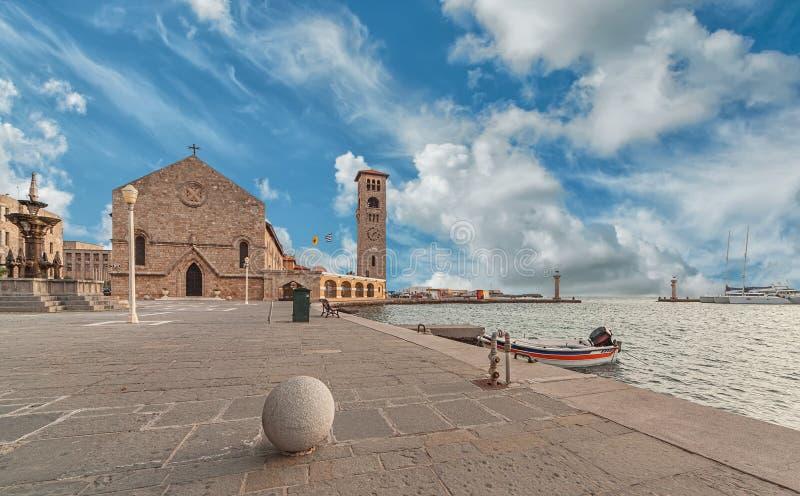 Rhodes arkivbilder