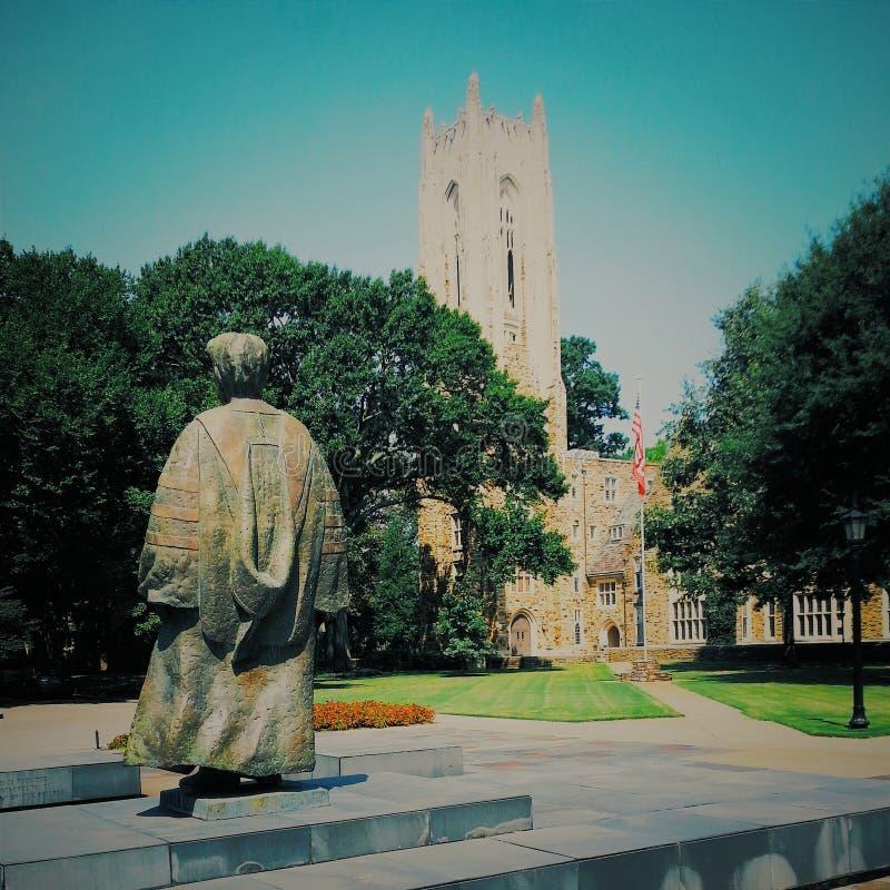Rhodes College imagens de stock royalty free