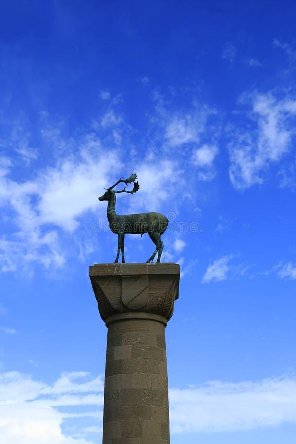 Rhodes Island, Greece Stock Photography