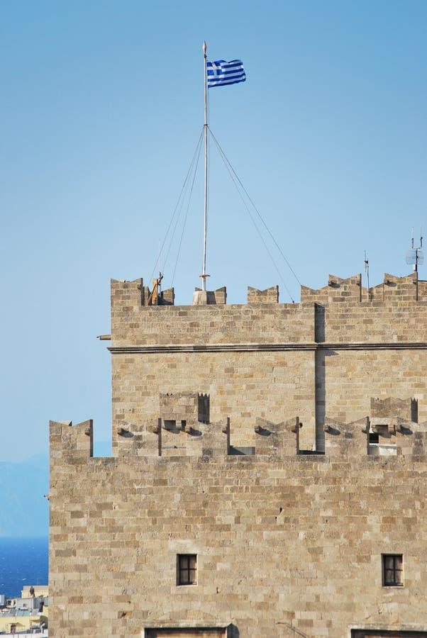 Download Rhodes Landmark Grandmasters Palace Stock Photo - Image: 20918330